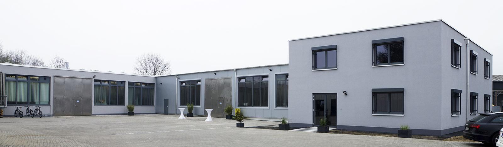Seifert Kunststoff GbmH Neu-Ulm Gebäude